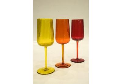 Bicchieri Millerighe Arlecchino