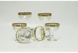 Coppa Classica Champagne Oro